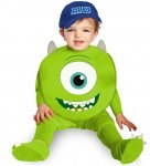 Monsters U Mike Infant Costume