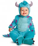 Monsters U Sulley Infant Costume