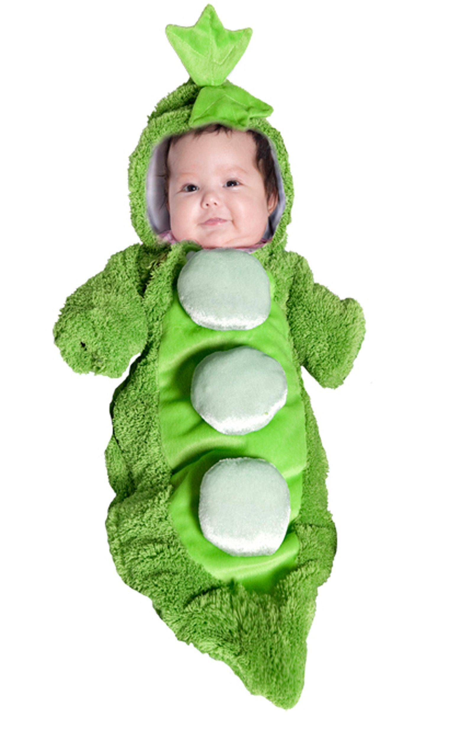pea in a pod bunting infant costume [70642] - hk$288.00 : let's
