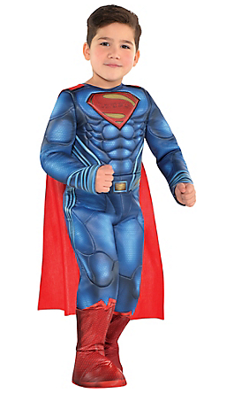 6040d1946 Superman Toddler Costume [751017] - HK$388.00 : LET'S PARTY COMPANY