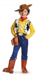 Toy Story - Woody Deluxe Toddler / Child Costume