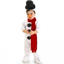 Snowman Infant / Toddler Costume